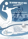 Rejoignez le SC Bernay Volley-Ball
